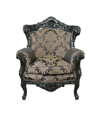 LC Baroque Milano exclusive armchair