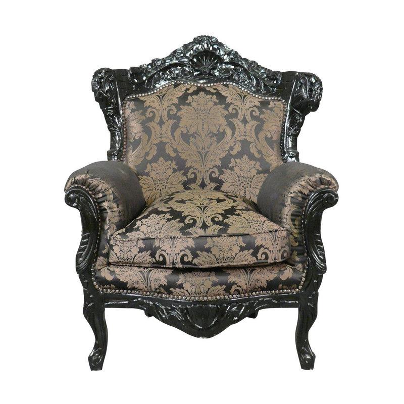 LC Baroque Milano exclusive armchair