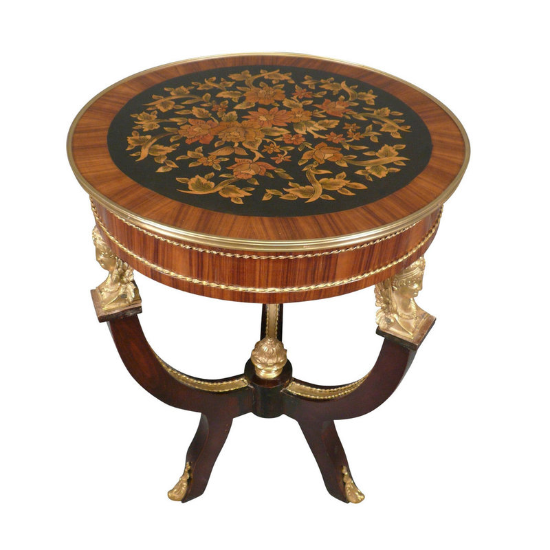 LC Table in Empire style