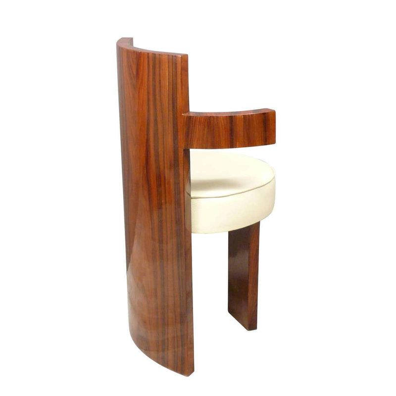 LC Art deco bureaustoel
