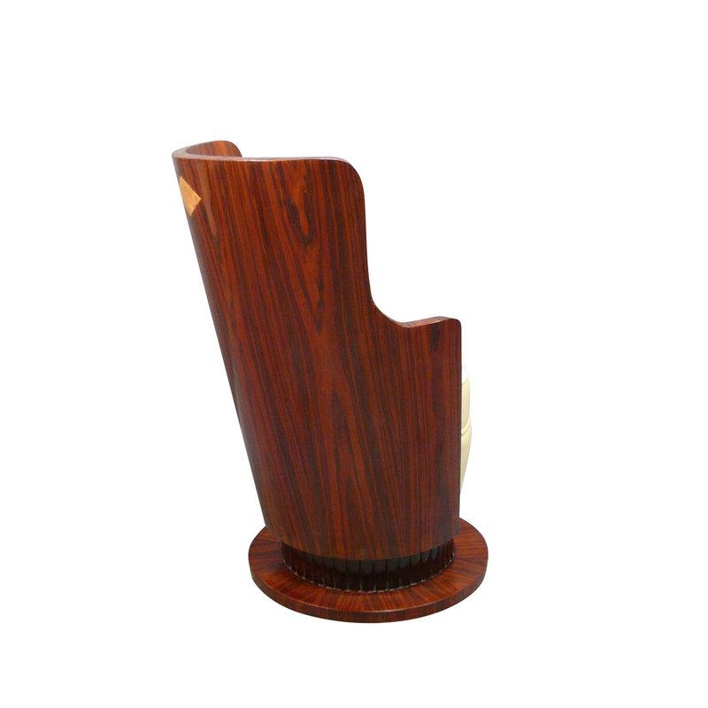 LC Art Deco Menton armchair