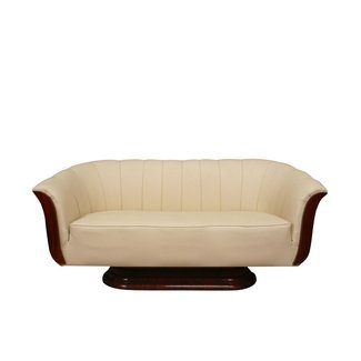 LC ART DECO CANAPE ROSEWOOD