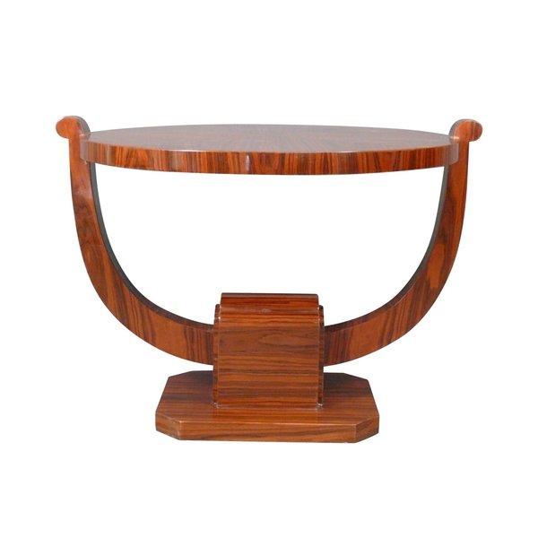 LC TABLE DE SALON ART DECO