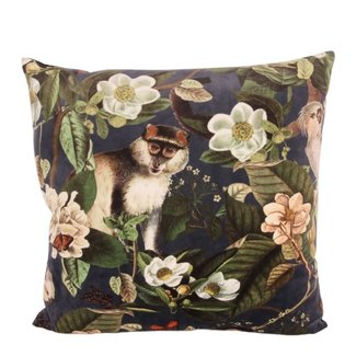 Dutch & Style COUSSIN JUNGLE LOOK MONKEY