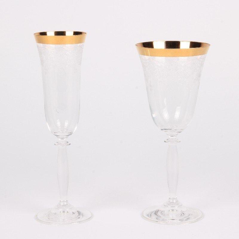 Dutch & Style Glass Champagne 180 ml