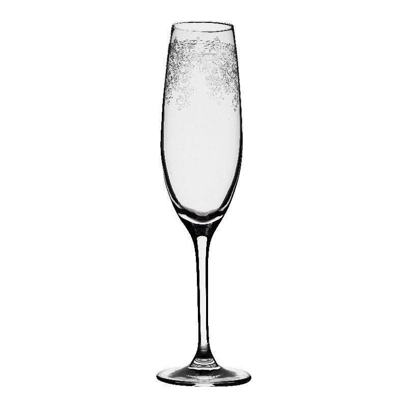 Dutch & Style Glass Champagne Flute 200 ml