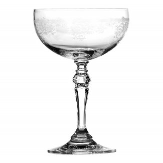 Dutch & Style Glass Champagne Saucer 380 ml