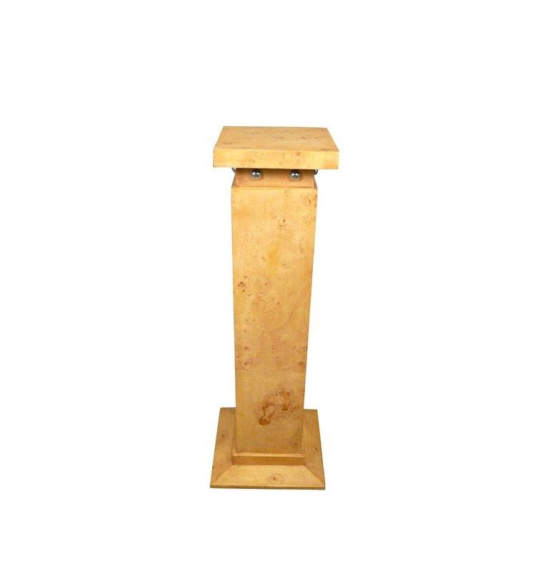 LC Set Art deco-kolommen beige