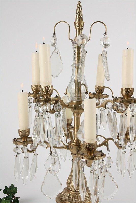 Dutch & Style Candlestick x8 55 cm