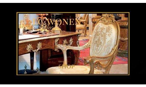 Chaises baroques