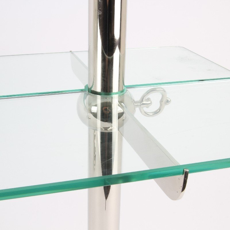 Dutch & Style Patisserie glass stand