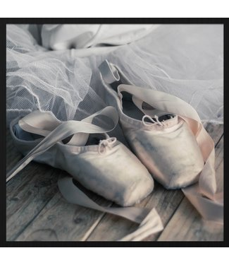 Wandkraft  MOVES BALLET SHOE