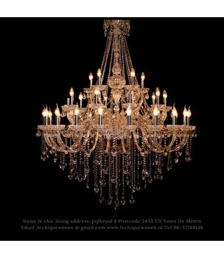 Dutch & Style Chandelier Maria Theresa