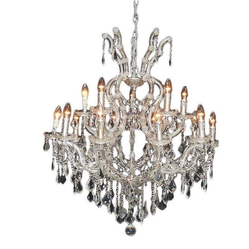 Dutch & Style Kroonluchter Maria Theresa 84 cm 15 lampen