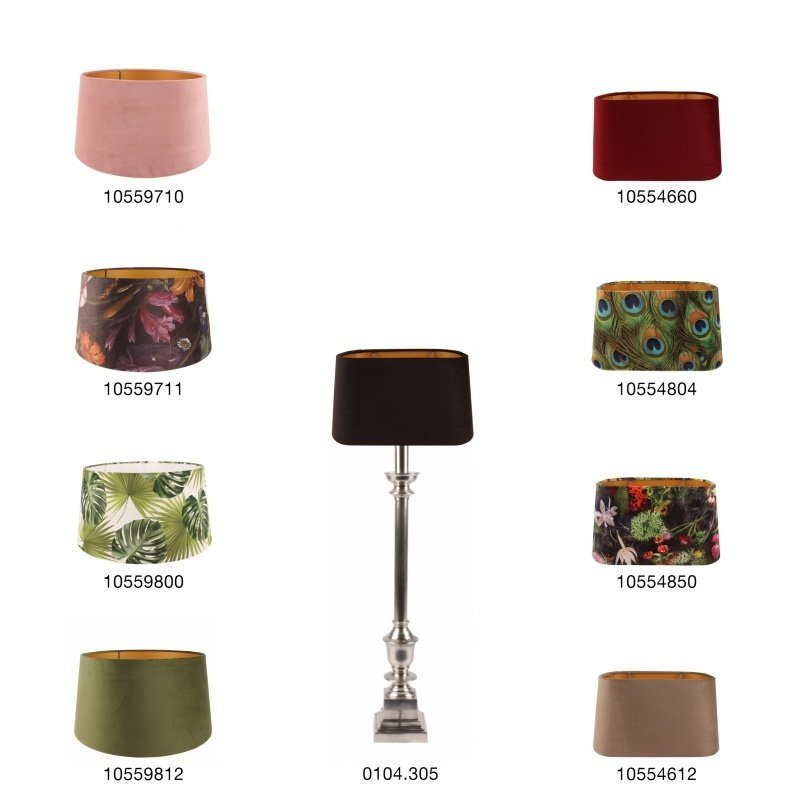 Dutch & Style Lampvoet 66 cm