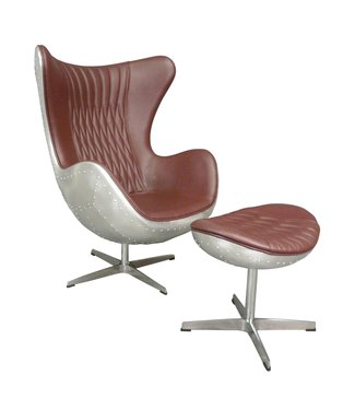 LC SWIVEL CHAIR AVIATOR DESIGN