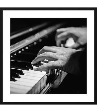 Wandkraft  Musique Piano Man