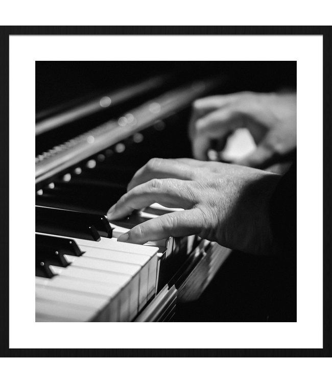 Wandkraft  Music Piano Man