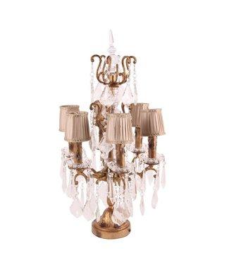 Dutch & Style Tafellamp Girandole Barok 68 cm