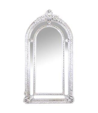 Miroir Baroque XXL Argent Versaille