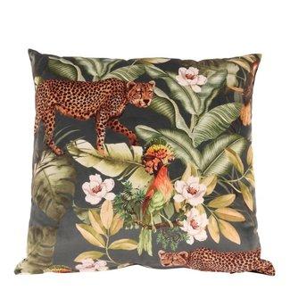 Dutch & Style GREEN OASE Coussin Luxury 50x50 cm