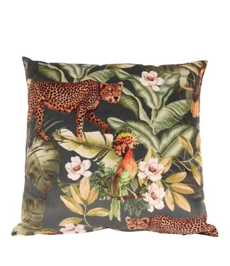 Dutch & Style GREEN OASE Cushion Luxury 50x50 cm
