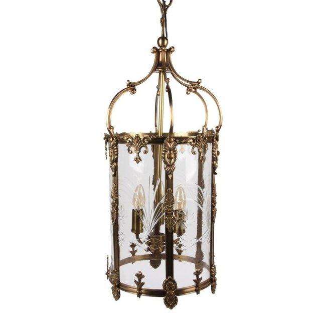 Dutch & Style Lanterne Versailles 85 cm 3 lampes