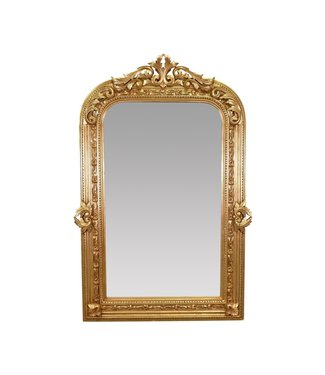 LC Miroir Baroque Aimee Argent Antique XXL