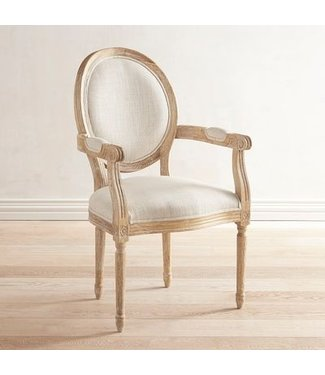 Medallion Dining Chair Sienna-Cream