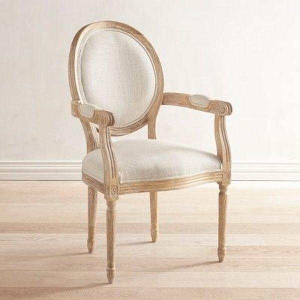 Medallion Dining Chair Sienna-Cream