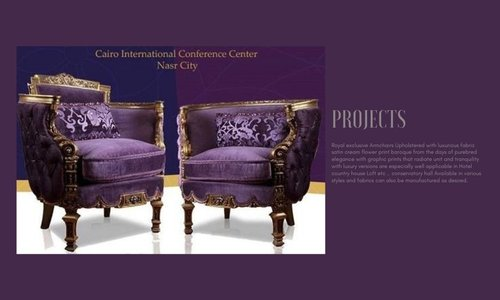 Exclusive armchairs