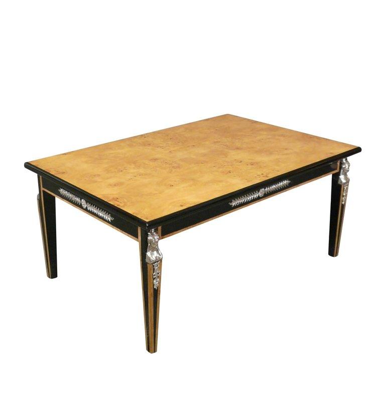 Table de salon Napoleon III