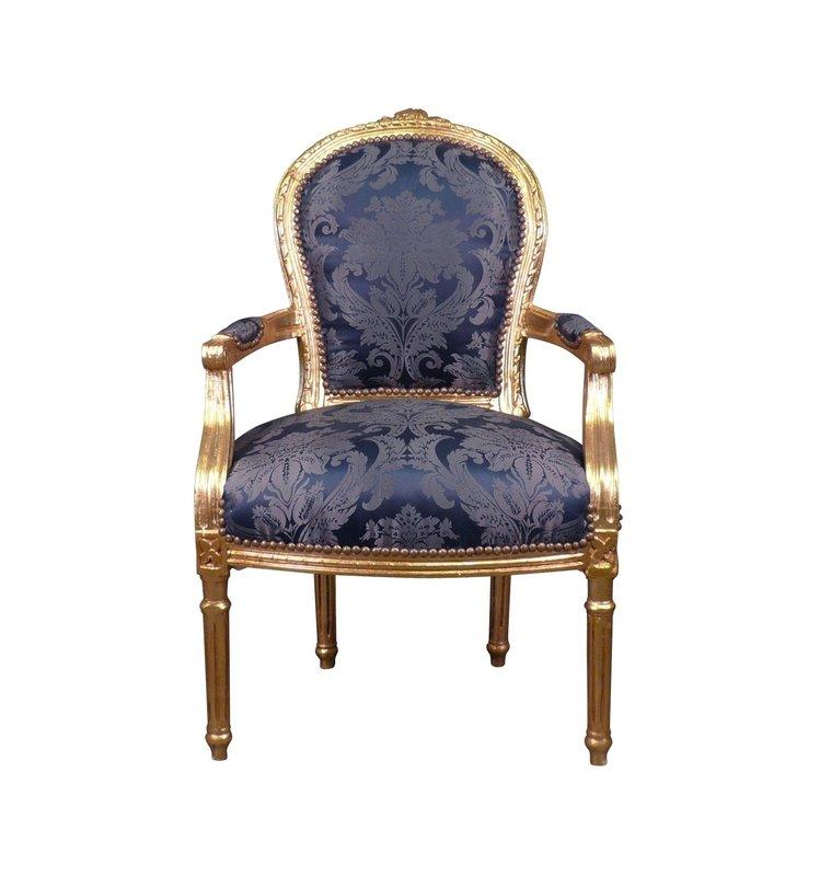 Baroque chair  Empire Naples