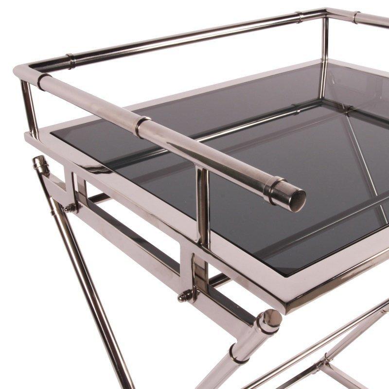 Dutch & Style Martinique butler tray zilver