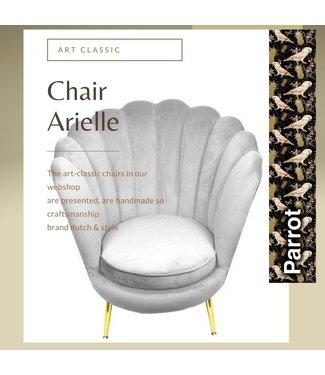 Dutch & Style Stoel Arielle -Parrot