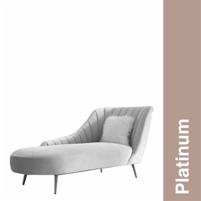 Dutch & Style Chaise longue Salena