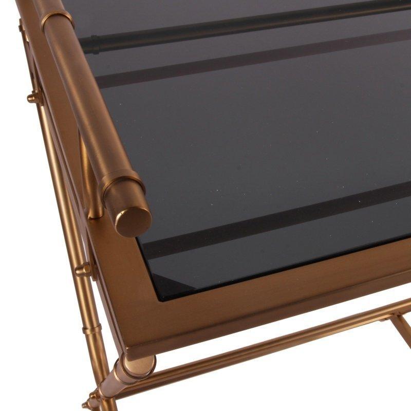 Dutch & Style Martinique butler tray zilver goud