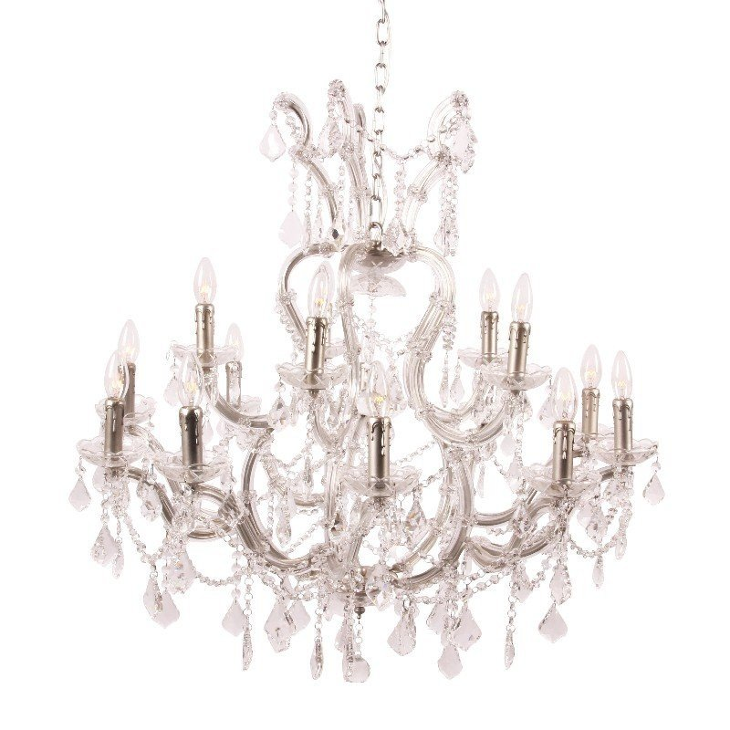 Dutch & Style Chandelier Maria Theresa 84 cm 15 lampes