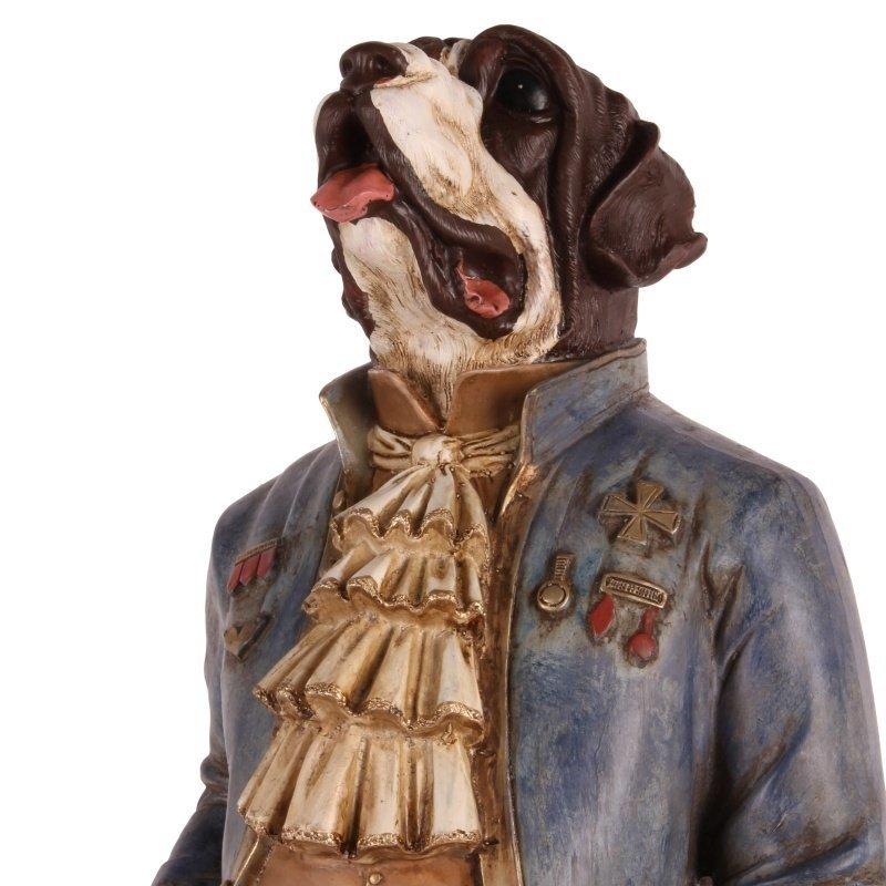 Dutch & Style Dog statue 80 cm