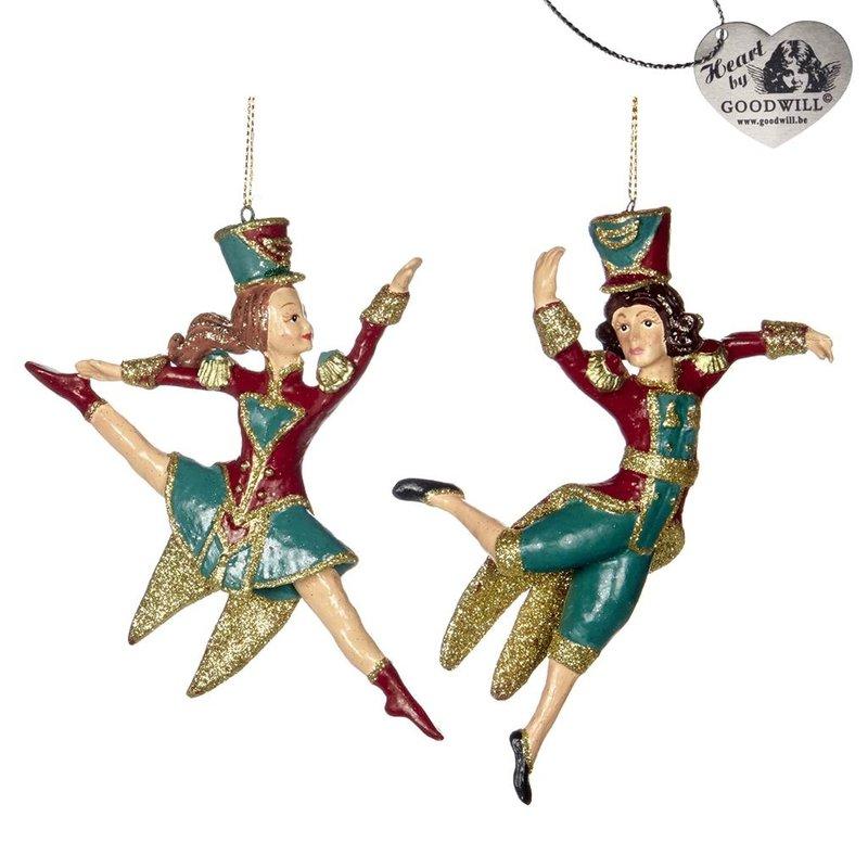 Good Will  Nutcracker ballet set