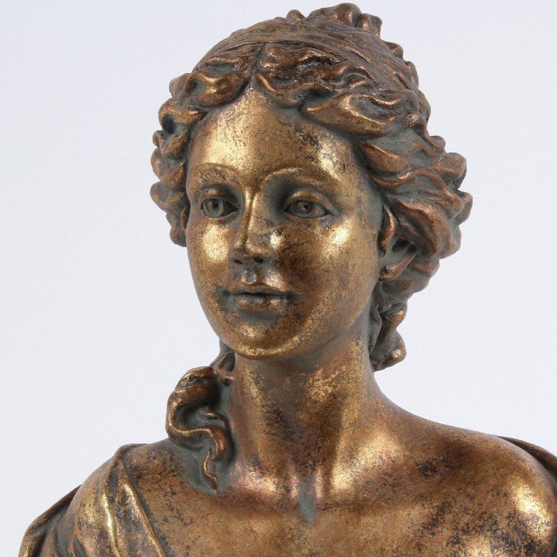 Dutch & Style Buste dame 41 cm gold
