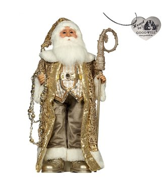 Good Will  Santa Nutcracker