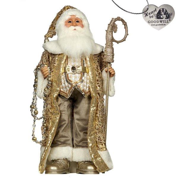 Good Will  Santa Nutcracker