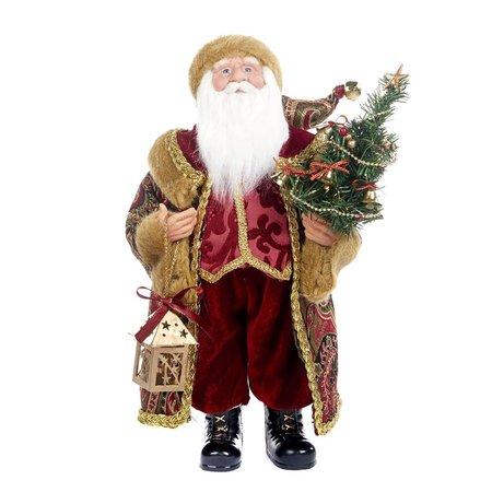 Good Will  Père Noël avec lanterne