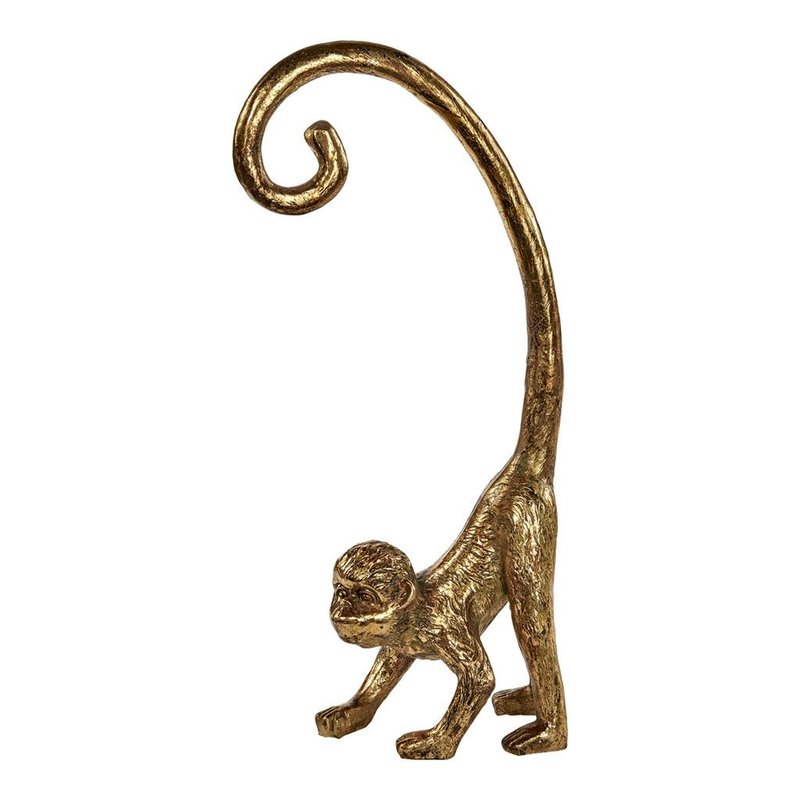 Good Will  CURLY TAIL MONKEY
