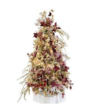 """Good Will  Compleet kerstboom gedecoreerd  decoratie uit selecties thema""""s  fairy"""