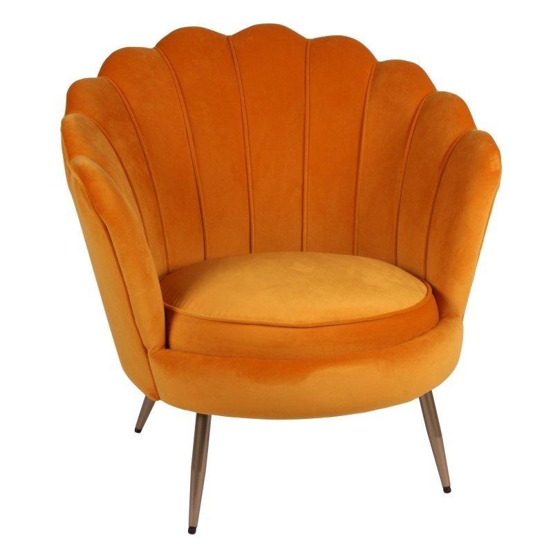 Dutch & Style Stoel Elaine -  Yellow