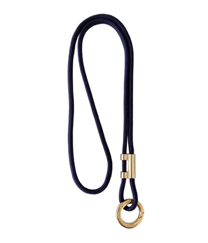 DELIGHT DEPARTMENT KEYCHAINS BLUE