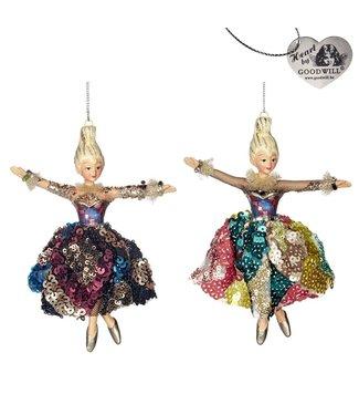 Good Will  Commedia   Ballerina