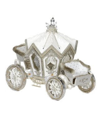 Good Will  Jewel Carriage winter Snow Queen